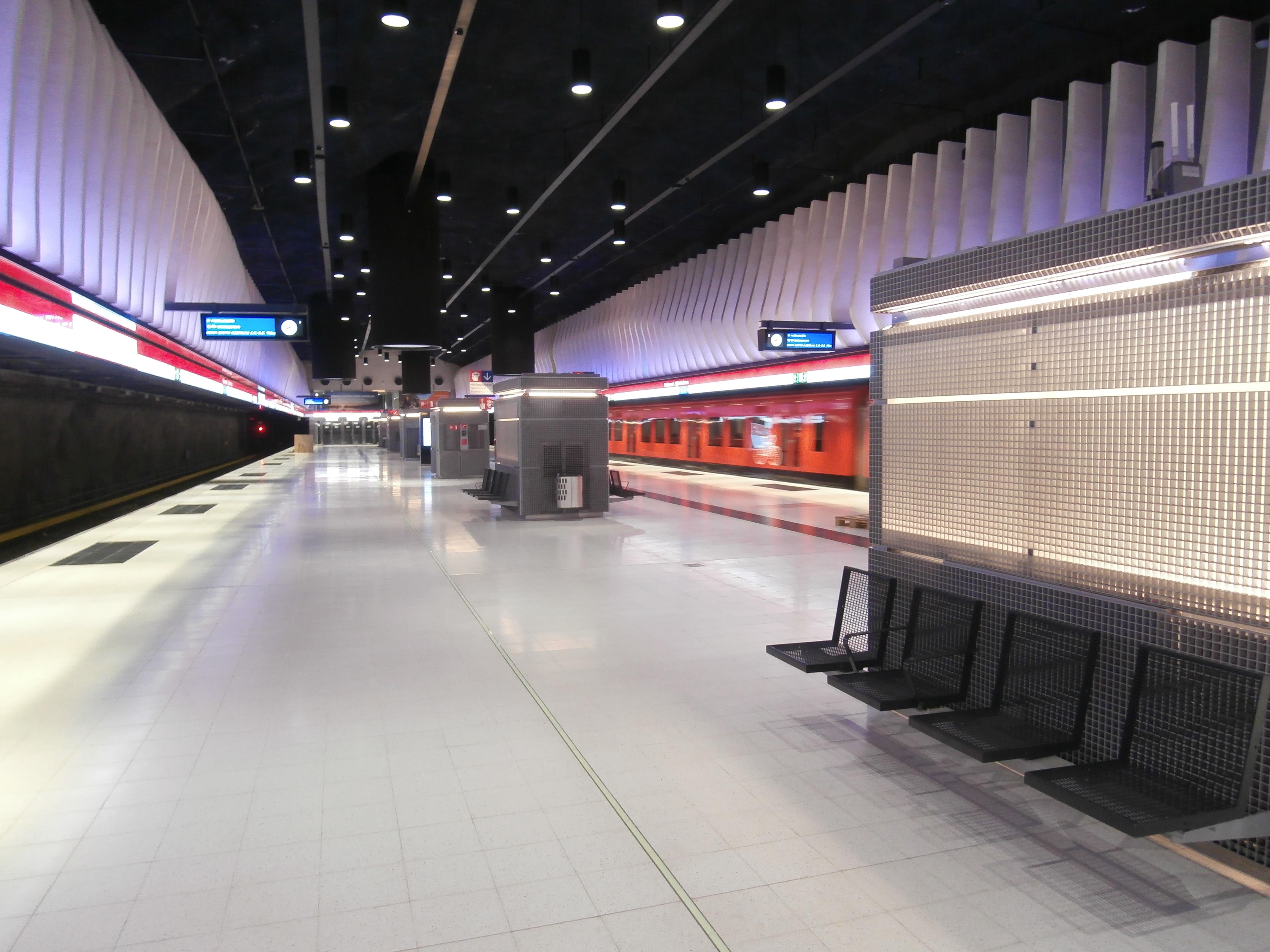 Metron Aikataulut
