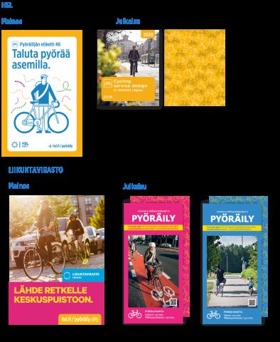 Pyöräilyviestintä