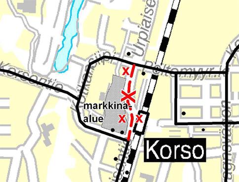 Kartta Korson markkinat 17112013