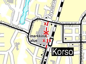 Korson markkinat 29.3.2015