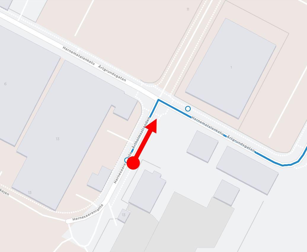 Pysäkki H1195