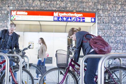 Liityntäpyöräily_metro_Siilitie