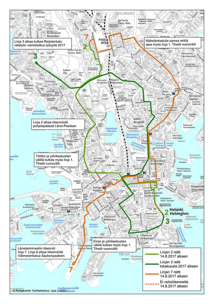 Helsinki Kartta Reittiopas | Kartta
