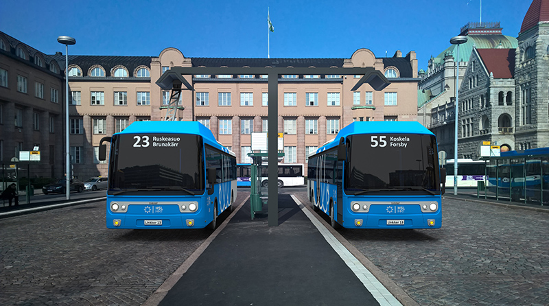 Linkker-bussi