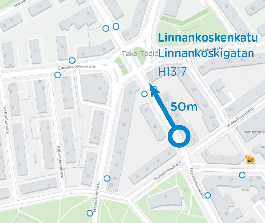 Linnankoskenkatu 1317