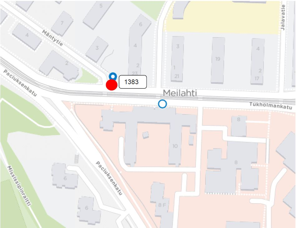 H1383 Mäntytie