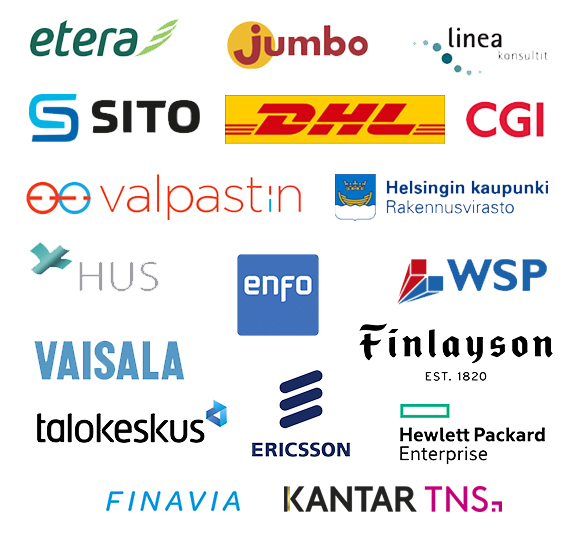 Sertifioitujen yristen logot